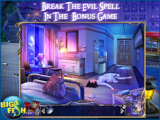 Dark Dimensions: Shadow Pirouette HD - A Scary Hidden Object Game screenshot 4