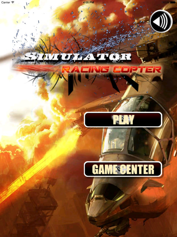 A Simulator Racing Copter Pro - Helicopter Sim Game screenshot 6