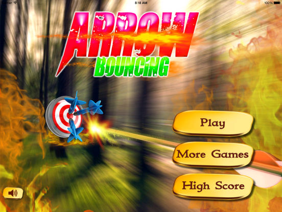 An Arrow Bouncing - Archery Addicting Game screenshot 6