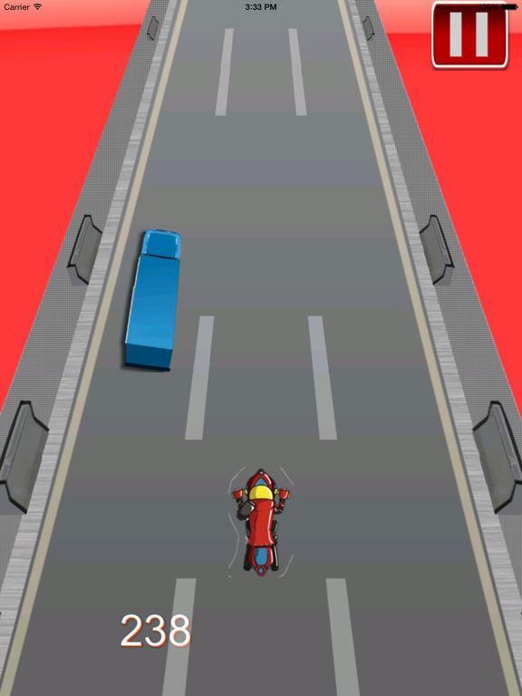 Amazing Night Motorcycle PRO - Bike Game screenshot 10