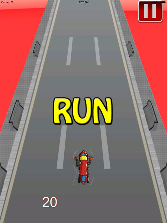 Big Fast Race Child PRO - Crazy Game Road Bike screenshot 7