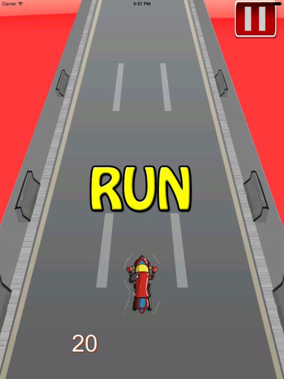Big Fast Race Child PRO - Crazy Game Road Bike screenshot 7