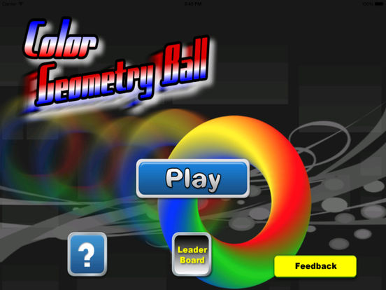 Color Geometry Ball - Awesome Sphere Neon And Switch Game screenshot 6