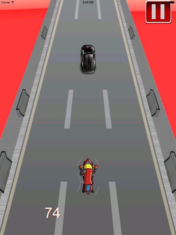 Amazing Bike With Large Wheels PRO - Extreme Game screenshot 10