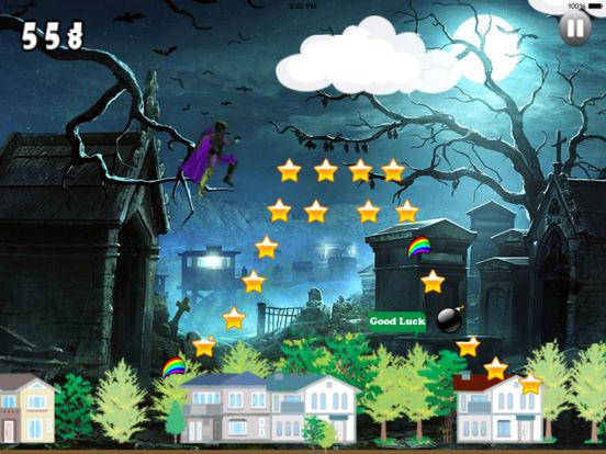 A Super Mysterious Girl Jumps PRO - Cool Game Jumps screenshot 10