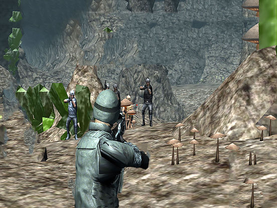 Frontline Army Battle War Mission screenshot 5