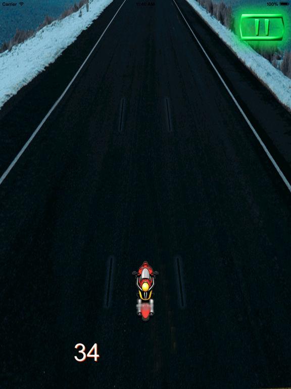 A Dangerous Motorcycle Racing - furiously game screenshot 7