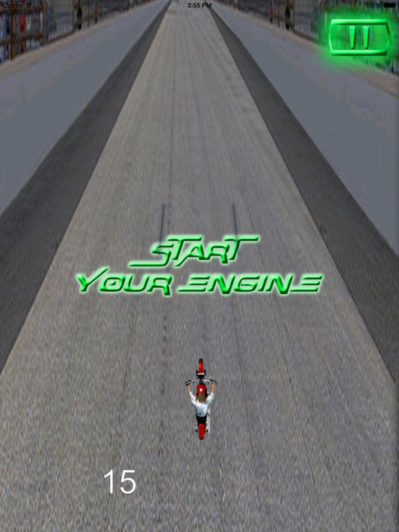 A Motorcycle Without Law Pro - Fury On The Track screenshot 7