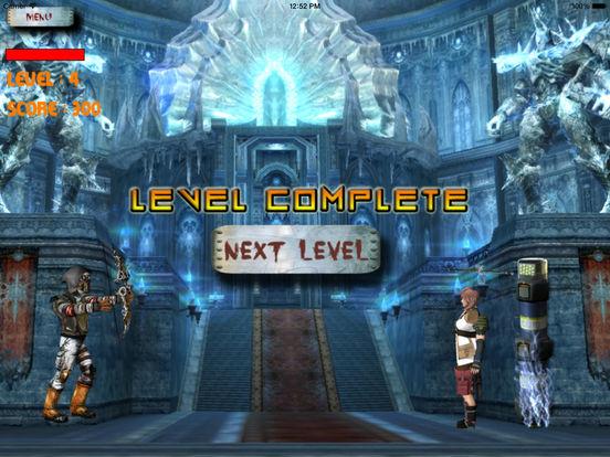 Archer Kingdom Of Ice Pro - The Best Archery Game screenshot 10