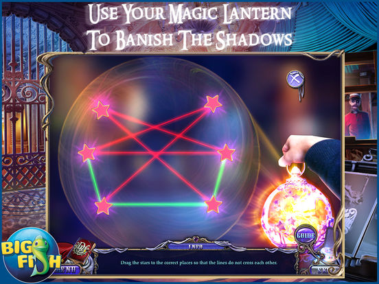 Dark Dimensions: Shadow Pirouette HD - A Scary Hidden Object Game screenshot 3