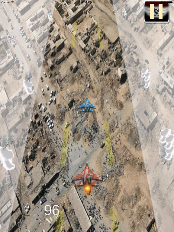 A Driving Fast Of F 22 Pro - Amazing Air War Game screenshot 7