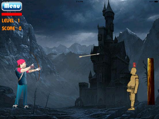 A Goalkeeper Haunted Castle - Arrow Fantastic Game screenshot 9