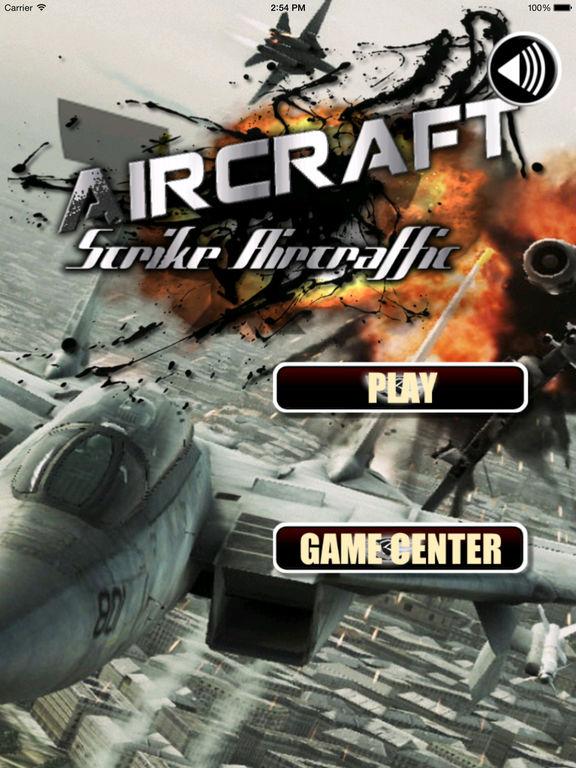 Aircraft Strike Airtraffic Pro - F18 Carrier Landing Lite Game screenshot 6