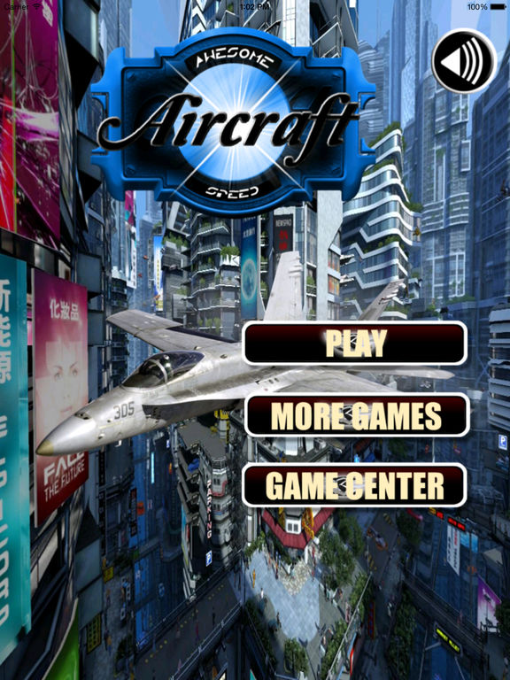 Awesome Aircraft Speed - Combat Strike Air Wings screenshot 6