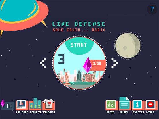 Line Defense screenshot #1