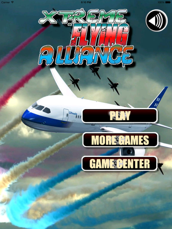 A Xtreme Flying Alliance - Best Games Flying screenshot 6
