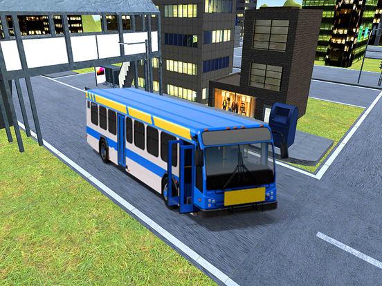 Bus Parking 3D : Real Simulation Drive Free screenshot 7