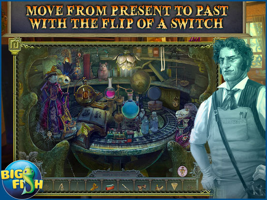 Secrets of the Dark: Mystery of the Ancestral Estate HD - A Mystery Hidden Object Game screenshot 2