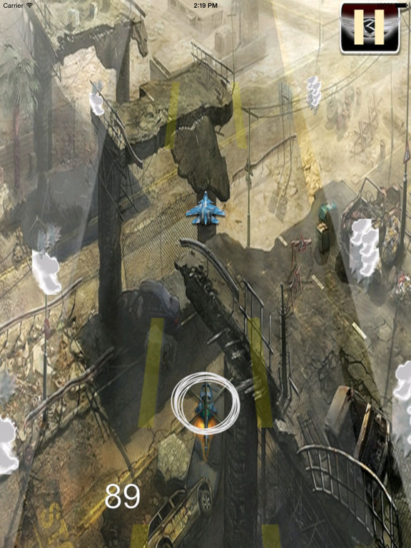 Doomwar In Helicopter Pro - Combat War Strike screenshot 10