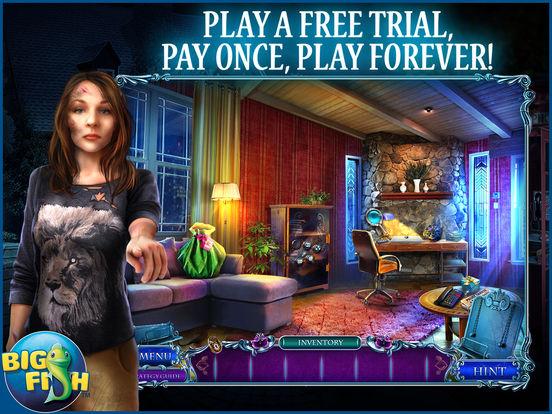 Mystery Tales: Her Own Eyes HD - A Hidden Object Mystery screenshot 1