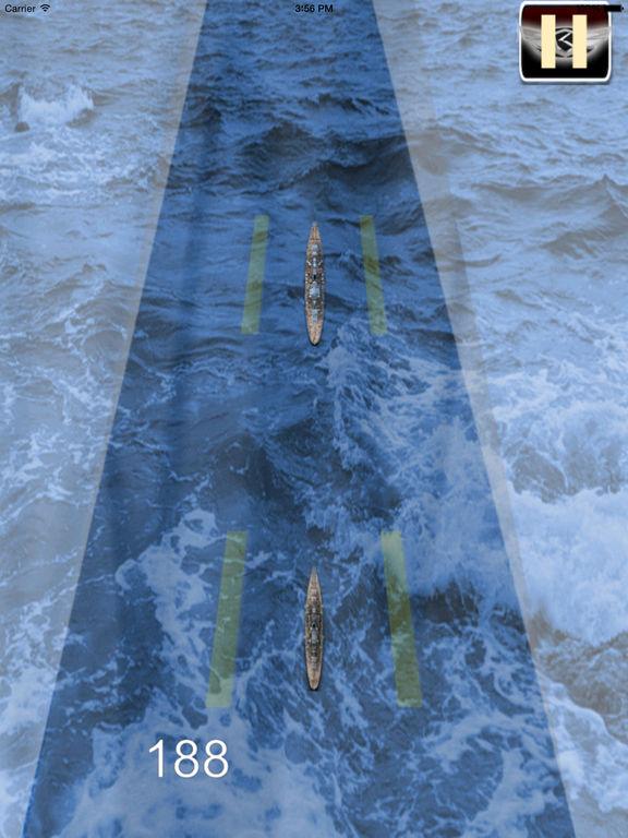 Battleship Voyage Pro - Fleet Battle a Sea game! Fast-paced naval warfare! screenshot 8