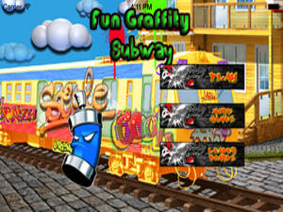 Fun Graffity Subway screenshot 4