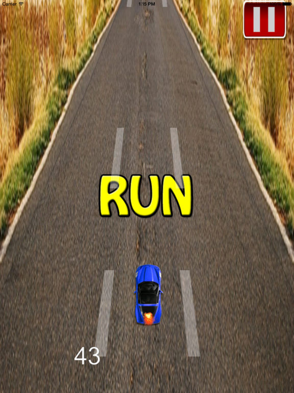 A Super Fast Car Race Pro - Fury On The Road screenshot 7