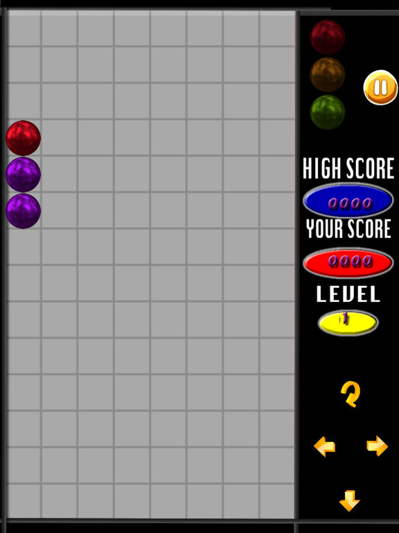 Blitz Cascade Of Bright Balls Pro - An Adventure Color screenshot 10