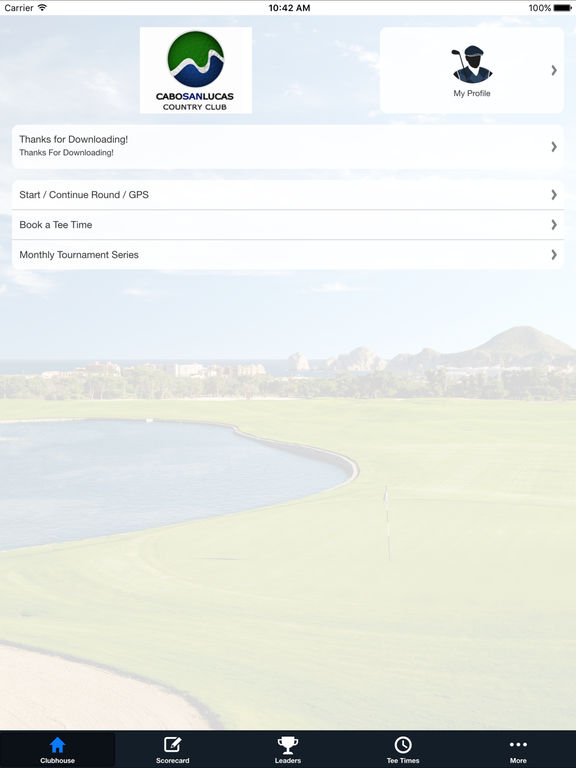 Cabo San Lucas Country Club screenshot 7