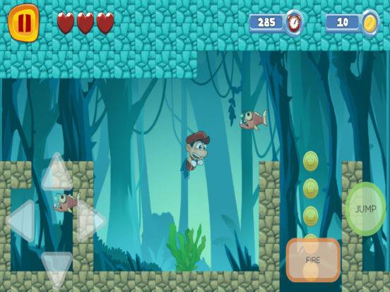 Super Freddy world screenshot 6