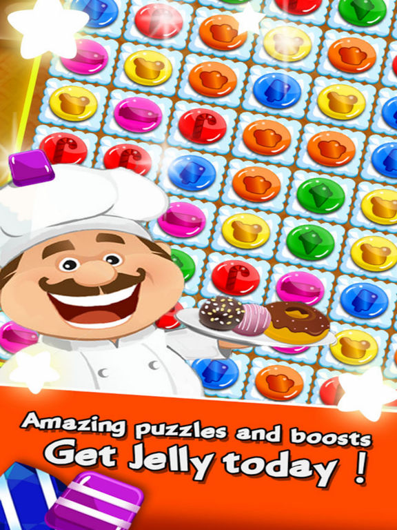 Magic Ice Candy - Cookies Jam 2 screenshot 6