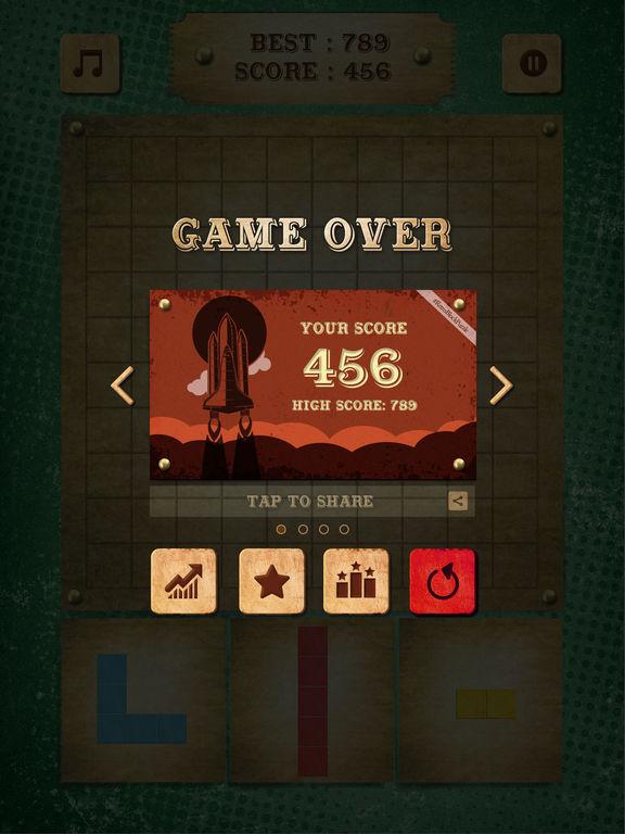 Retro Block Puzzle Game screenshot 10