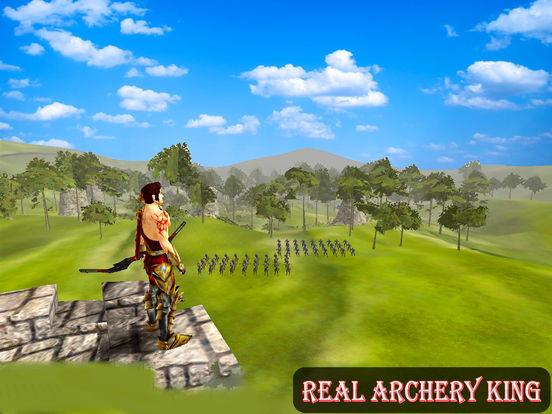 Royal Archery Champions  : 3D Bow & Arrow Game screenshot 5