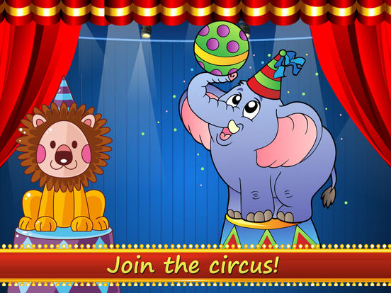 All Clowns in the toca circus (Premium) screenshot 5