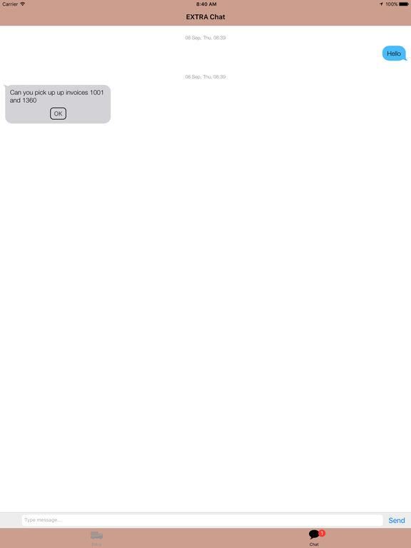 EXTRA Driver Legacy screenshot 7