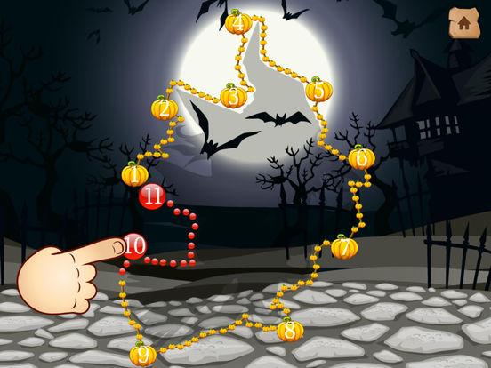 Scary Dots for toddlers (Premium) screenshot 10