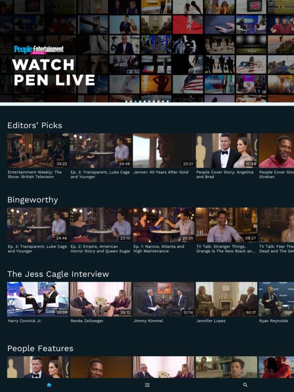 PeopleTV screenshot 6