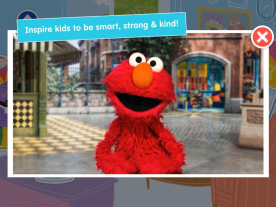 A Busy Day for Elmo: Sesame Street Video Calls screenshot 10