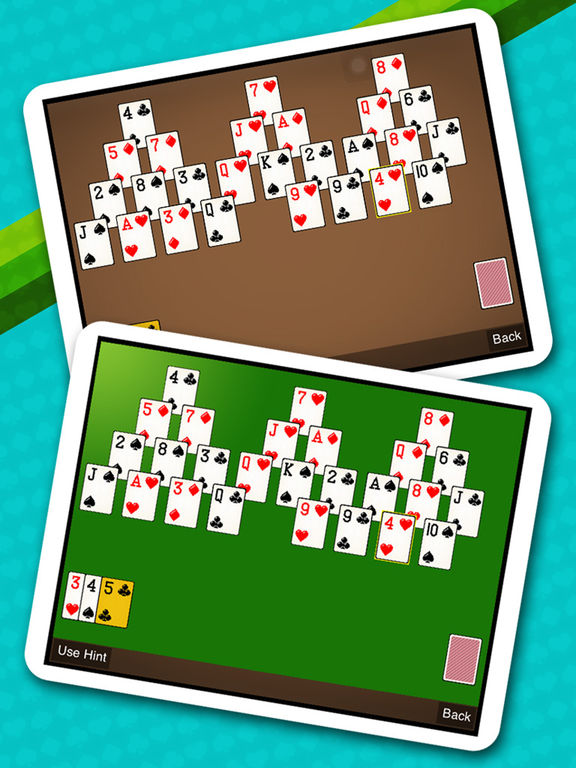 Tripeaks Solitaire Plus - Classic Solitaire Blitz screenshot 7