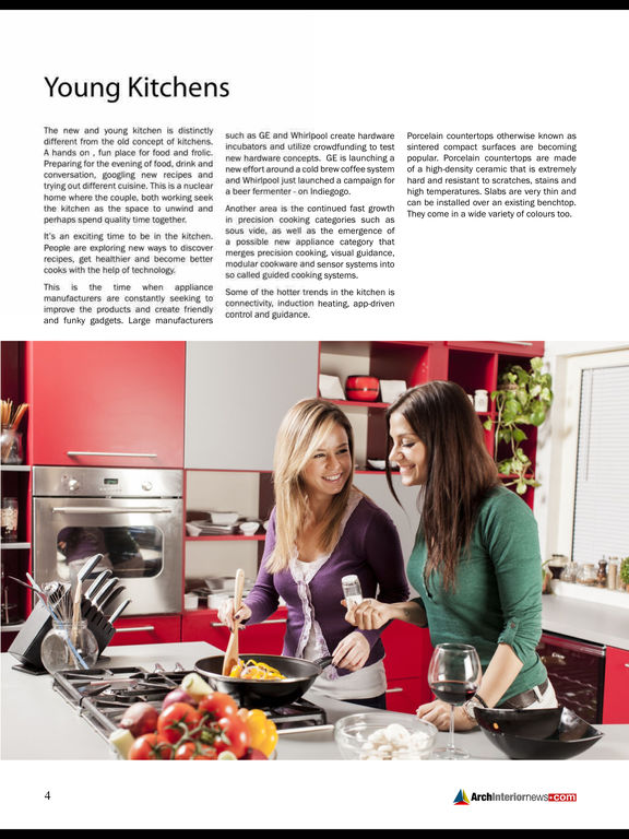 Kitchens (mag) screenshot 7
