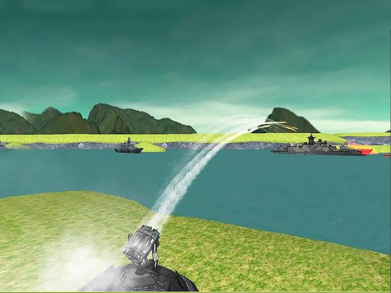 Warship Missile Simulation screenshot 6