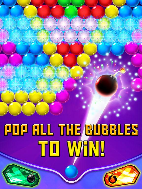 Jewels Bubble Blast screenshot 6