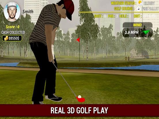Professional Golf Play : The Golf Championship screenshot 4