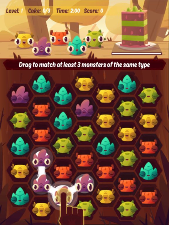 Monsters & CAKE screenshot 7