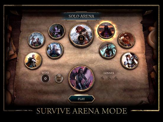 The Elder Scrolls: Legends CCG screenshot 8