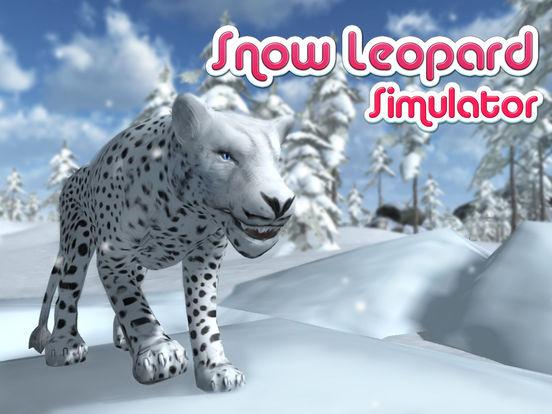 Wild Snow Leopard: Animal Simulator Full screenshot 5