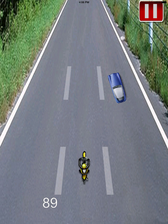 A Spectacular Motorcycle Race Deluxe - Speed Game screenshot 10
