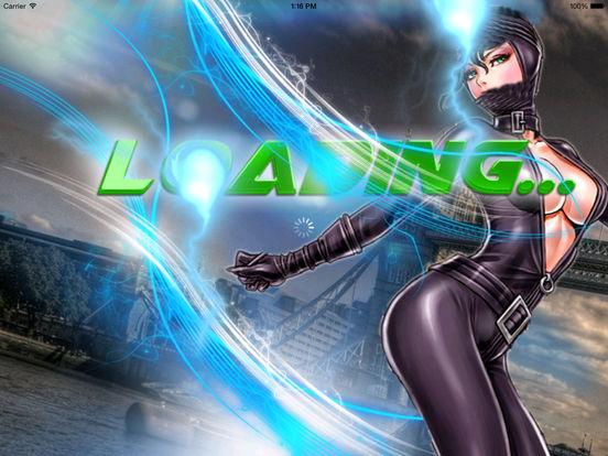 A Woman Ninja PRO - Celebrity Hero Super screenshot 6