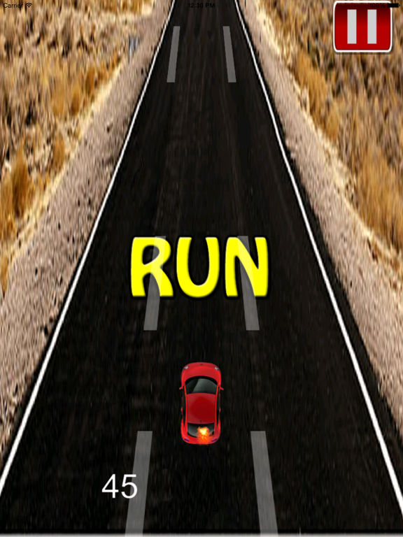 A Speed Endless Car Race Pro - Addictive Game Extreme Explosions screenshot 10