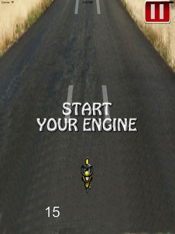 Crazy Motorcycle Champion Pro - Run and Win screenshot 8